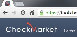 CheckMarket makes SSL encryption the default
