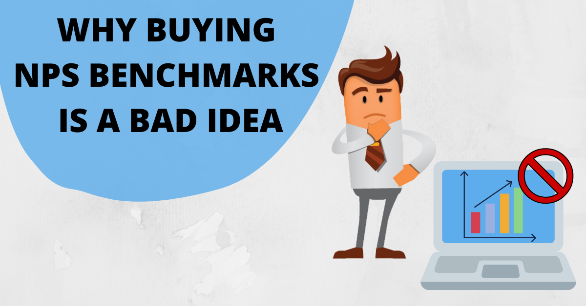Why buying NPS benchmarks is a bad idea